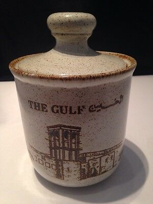 Dunoon Ceramics The Gulf Biscuit Barrel