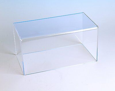 Rectangular Box Cover | Acrylic Box Cases | Long Collectible Display Cases