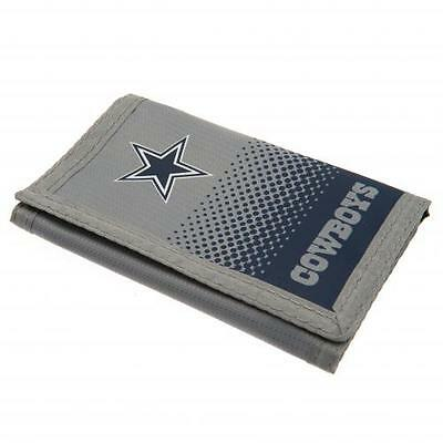 Dallas Cowboys NFL American Football Nylon Wallet FD