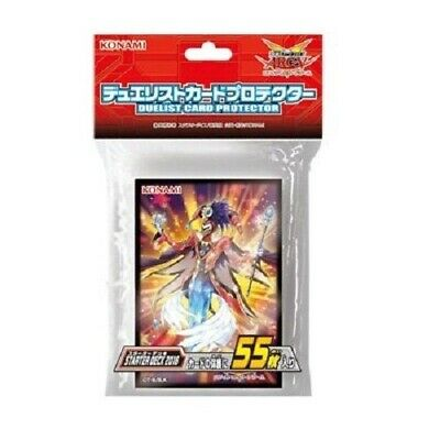 Yugioh Konami Performapal Sleight Hand Magician Card Deck Protector Sleeves 55ct