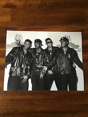"Orig. Red Carpet 1992 ""jodeci"" Devante Swing & Dalvin Degrate R&b Soul Photo 7X9"