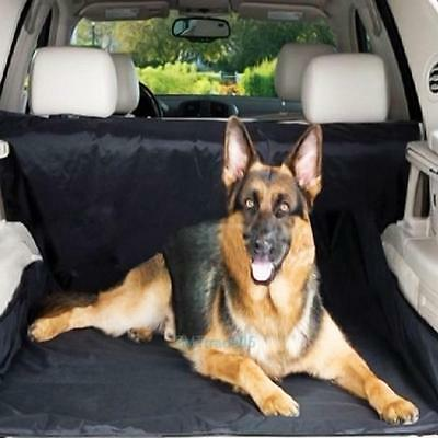 Waterproof Car Rear Back Seat Cover Mat Blanket Safety Protector for Pet Cat Dog