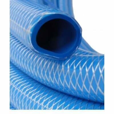 "15M Durable 18MM Garden Water Hose 3/4"" 8/10 Kink Free LIMITED STOCK! MADE in AU"