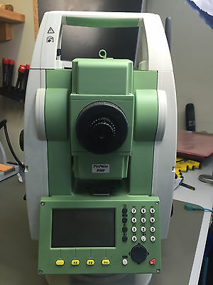 "Leica Total Station Flexline TS06 plus 5"" R500"