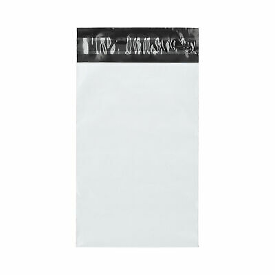 """6"""" x 9"""" Poly Mailers Plastic Bags 2 Mil Envelopes Self Sealing 1000 per Case"""