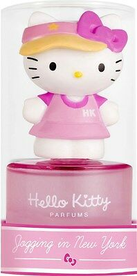 "Miniature eau de toilette ""Call me princess"" - Hello Kitty Jogging in New York"