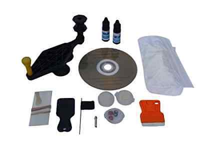 Crack Eraser: Do It Yourself Windshield Chip and Long-Crack Repair Kit. Repair 6