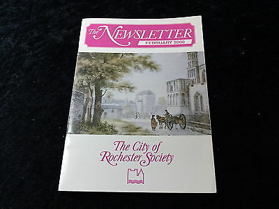 The City of Rochester Society The Newsletter Magazine - Feb 2000