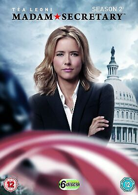 Madam Secretary: Season 2 [DVD]