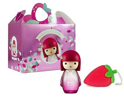 "Coffret Holly ""Beauty box"" eau de toilette + fraise de douche - Kimmidoll"