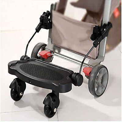 Baby Stroller Board Carriages Pedal Jogger Glider Step Outdoors Pram Summit