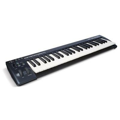 M-Audio Keystation 49 MKII | USB/MIDI Keyboard | USB/MIDI Controller