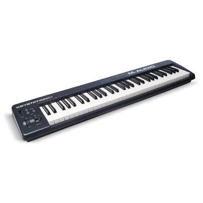 M-Audio Keystation 61 MKII | USB/MIDI Keyboard | USB/MIDI Controller