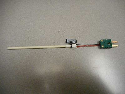 Svg Thermco 600389-05 Type R Thermocouple Probe Assly For Vtr7000 Vertical F.