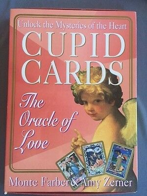 Cupid Cards the Oracle of Love Monte Farber, Amy Zerner, Tarot Cards