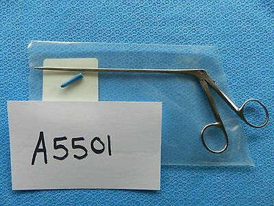Karl Storz Surgical ENT Roughly Serrated Grasping Forceps 649165  NEW!!