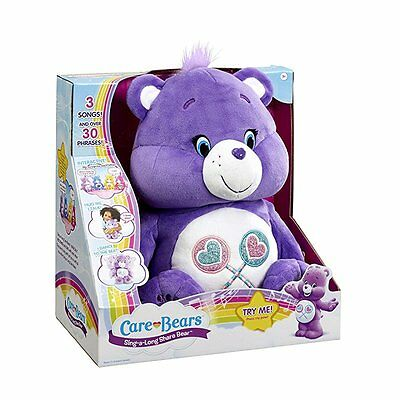 Care Bears Share Sing-a-Long Plush Toy