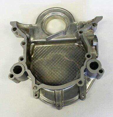 NEW! 1965 - 1968 Mustang 289 302 351W Timing Chain Cover  - Scott Drake
