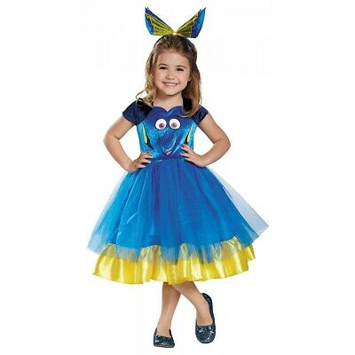 Dory Costume Toddler Fish Finding Dory Halloween Fancy Dress