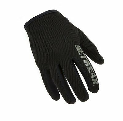 SetWear Stealth Light Duty/Work/Bike/Shooting Thin Grip Gloves