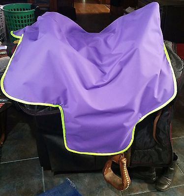 Western Waterproof Ride in Saddle Cover