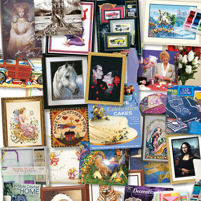 NEW Cross Stitch Bonanza- Needlework
