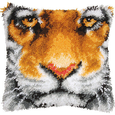 NEW Tiger Latch Hook- Needlework