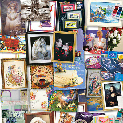 NEW Needlework Bonanza- Needlework