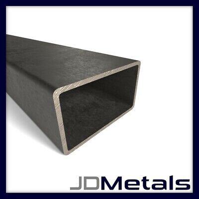 Mild Steel Box Section 20mm to 100mm diameters, 500mm-3000mm lengths
