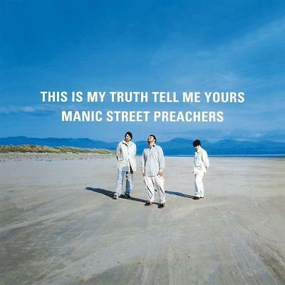 MANIC STREET PREACHERS – THIS IS MY TRUTH TELL ME YOURS 180G Vinyl LP NEW/SEALED