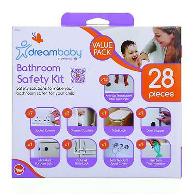 Dreambaby Bathroom Safety Kit (28 Pieces)