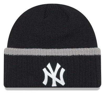 e49ac9f1f360a ... spain new york yankees new era mlb ribbed up team cuffed knit hat ca7ab  24cfc
