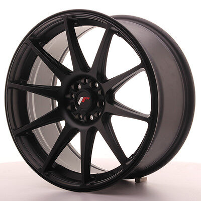 Llanta Japan Racing Jr11 18X8,5 Et35 5X100/108 Flat Black