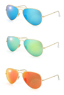 Brand New!! Ray-Ban Aviator Large Metal Sunglasses