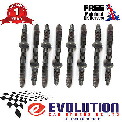 8X Ford Oem Injector Studs For Fiesta Focus C-Max Fusion 1.6 Tdci 1233685