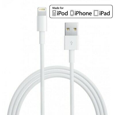 LOT DE CABLES chargement DATA ligthning POUR IPHONE X, 8, 7, 6, 5, XS, GARANTIE