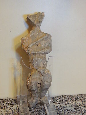 Antique Huge Stone Figure statuette,mother godess,fertility,idol,alien