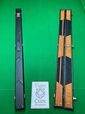 "Tiger Cues ""Premium"" 3Qtr 'Single Cue' Snooker Cue Case"