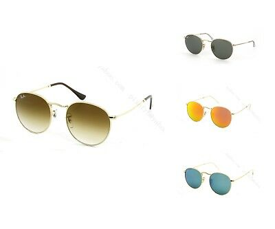 Brand New!! Ray-Ban Round Metal Style Sunglasses