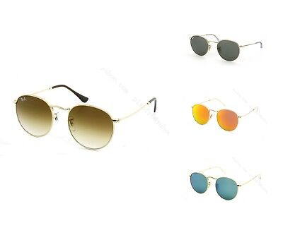 Brand New!! Ray-Ban Round Metal Sunglasses