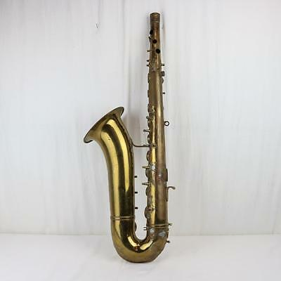 Gaylord Saxophone Made in Italy Brass FOR PARTS