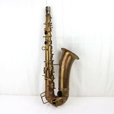 Frank Holton Ruby Wiedoeft Model Saxophone FOR PARTS