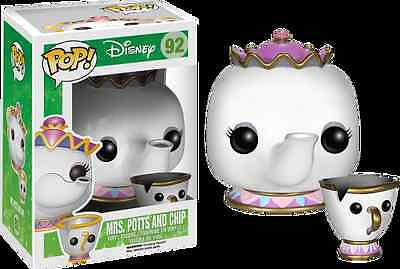 Beauty and the Beast - Mrs Potts & Chip Pop! Vinyl Figure