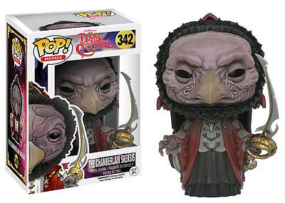 Dark Crystal - The Chamberlain Skesis Pop! Vinyl Figure