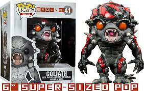 "Evolve - Savage Goliath 6"" US Exclusive Pop! Vinyl Figure"