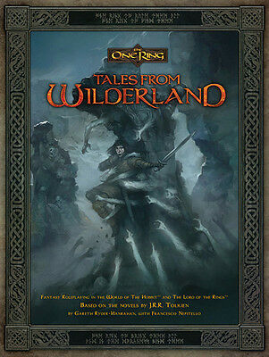 The One Ring Role Playing Game - Tales from Wilderland - Hardback