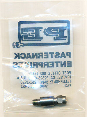 Pasternack PE-8210 DC Block,Inner Conductor 50Ohm SMA Male to SMA Female10-18GHz