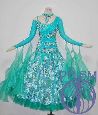 Ballroom .standard. Smooth Dance Competition Dress Size S M L B3215