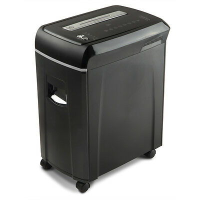 Aurora AU1020MA High-Security 10-Sheet Micro-Cut Paper, CD and Credit Card Shred