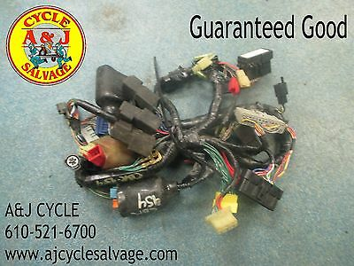 1996 1997 honda cbr 900rr wire harness electrical harness 2002 2003 honda cbr 954 wire harness electrical harness guaranteed good
